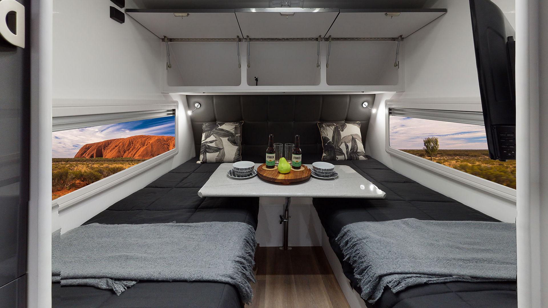 Breakfast in bed anyone?